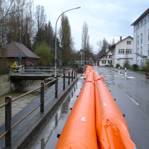 Beaver Hochwasserschutz