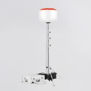 Beleuchtungsballon Sirocco