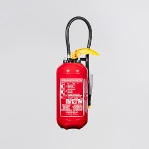 Feuerlöscher Pulver 9 kg
