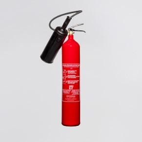 Feuerlöscher CO², 5 kg